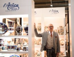 Современный Ренессанс L'Antica Deruta: интервью с Джорджо Моретти, владельцем знаменитого итальянского бренда