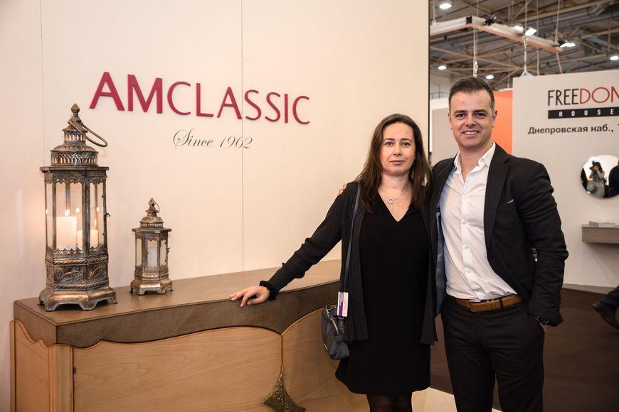 коммерческий директор AM Classic Аугусто Хосе Оливейро