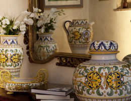 Глазурованная керамика