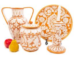 Новинки от L´Antica Deruta — роскошное пополнение 7 эксклюзивных коллекций