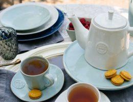 Летние террасы: варианты сервировки стола на свежем воздухе