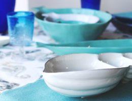 Акция «Морской сезон 2019»: скидки 30% на посуду и текстиль с тематическим декором