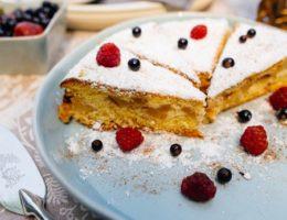 Сладкий июнь: соблазны летних десертов и прелести красивых сервировок