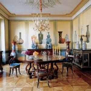 Квартира Донателлы Версаче в Милане