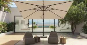 Садовый зонт Сhallenger T1 Platinum