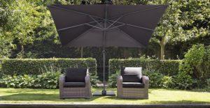 Садовый зонт Falcon T1 Platinum