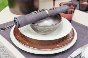 Керамическая посуда Meridian Costa Nova