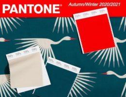 Разноцветная осень – сезонная палитра модных оттенков PANTONE