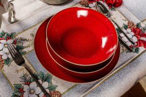 Тарелки из коллекции «Этна» от французского бренда Bastide