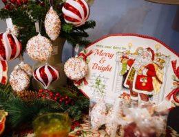Скоро Новый год! Обзор самых ярких праздничных новинок салонов Villa Grazia