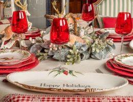 Как встречать год Быка – оформление и рецепты новогоднего стола 2021