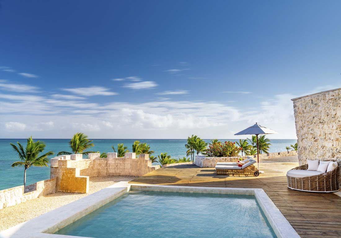 Коллекции Brafta, Travel, Cleo, Оlivia, Spartan и Cube в отеле «Sanctuary Capcana» в Доминиканской Республике.