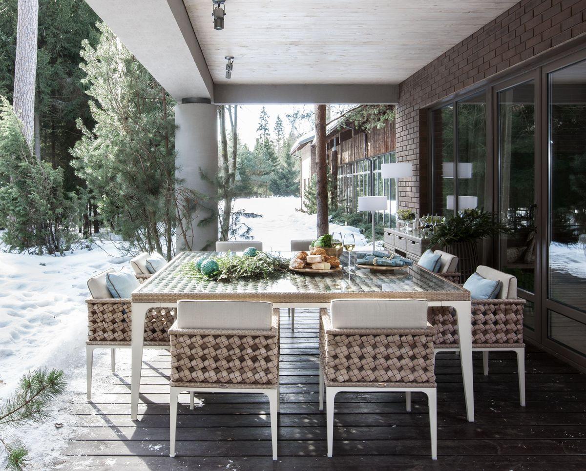 5 советов по хранению садовой мебели зимой