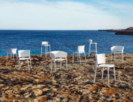 Стильное лето с Каримом Рашидом, Эжени Куитлетом и Буратти – новинки дизайнерской мебели от Vondom